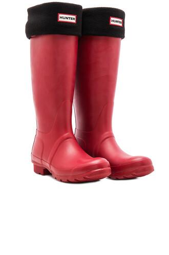 boot boot socks black