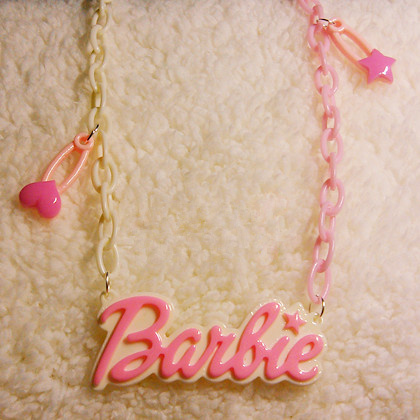 Barbie love bobbi stars pin necklace · HIMI'Store · Online Store Powered by Storenvy