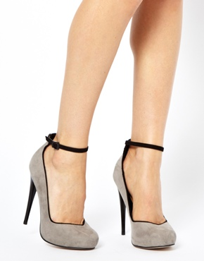 ASOS | ASOS PARISH High Heels at ASOS