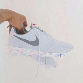 shoes nikes nike rosche nike roshe run running shoes pretty girl guys girly girls shoes girly shoes