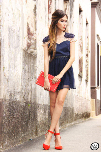 fashion coolture dress jewels bag shoes