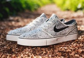 shoes,nike sb,nike sneakers,oreo speckled