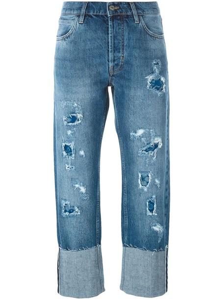 MIH Jeans jeans women cotton blue