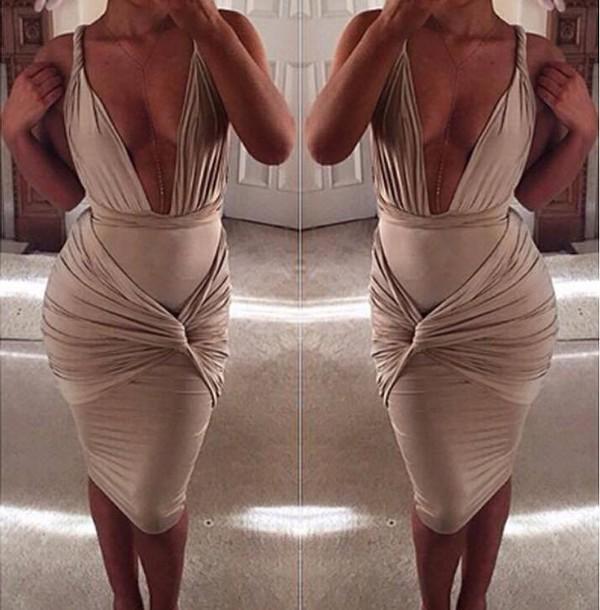 Fashion hot fold cross dress