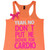 Pitch Perfect - Neon Tank - Womens Fitness Clothing - Workout shirt – Ruffles with Love