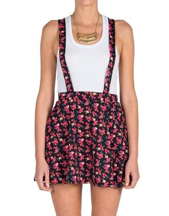 jumpsuit floral jumper