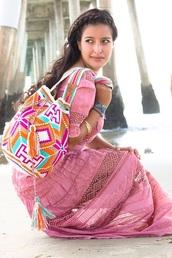 bag,beach,hippie,summer,boho,boho chic,boho aztec hippie,bohemian,big bag