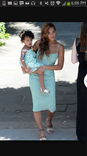 dress mother and child beyonce dress blue ivy baby clothing