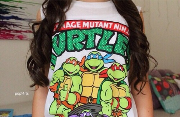 699c06852fb teenage mutant ninja turtles T shirt size XS - 5XL unisex for men ...