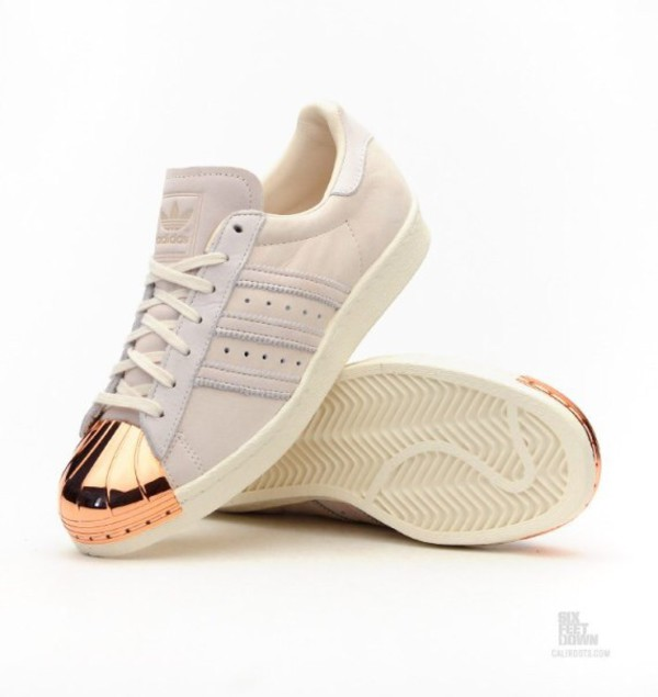 adidas superstar roze gold
