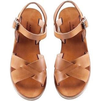 shoes sandals indie cross over sandals brown shoes indie boho