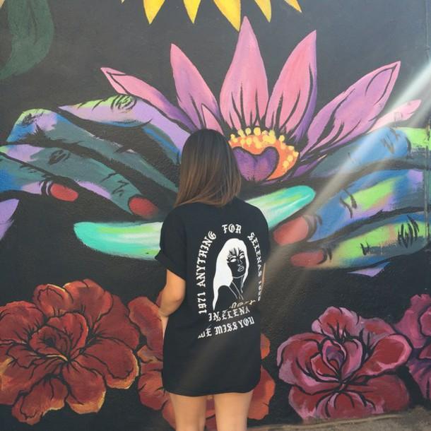 3cbe7f266cf6 shirt, selena quintanilla, vintage, t-shirt - Wheretoget