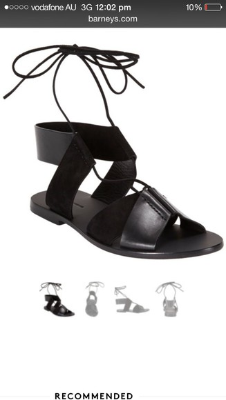 alexander wang shoes copies flats ties laces