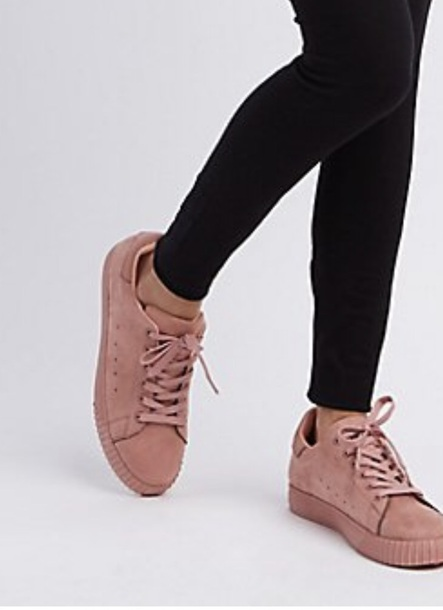shoes pink sneakers