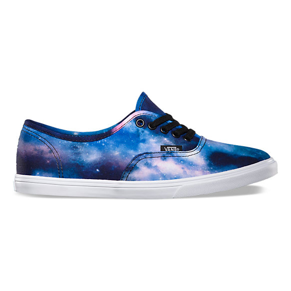 Cosmic Galaxy Authentic Lo Pro | Shop Digi Prints at Vans