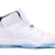 Kicks-Crew | Nike Air Jordan 11 Retro BG Columbia Legend Blue 378038-117