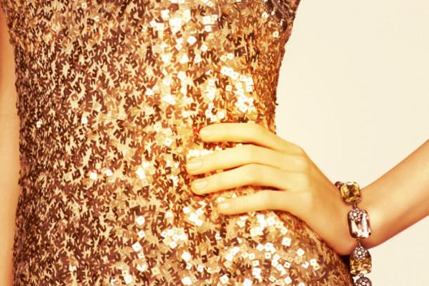 gold sequins sequins sequin dress dress jewels