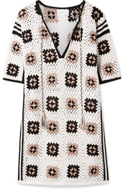 ELEVEN SIX dress mini dress mini cotton