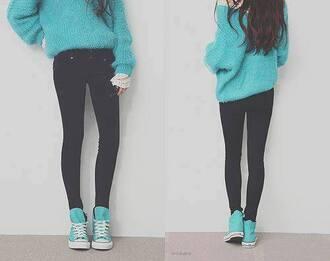 sweater swag ariana grande love