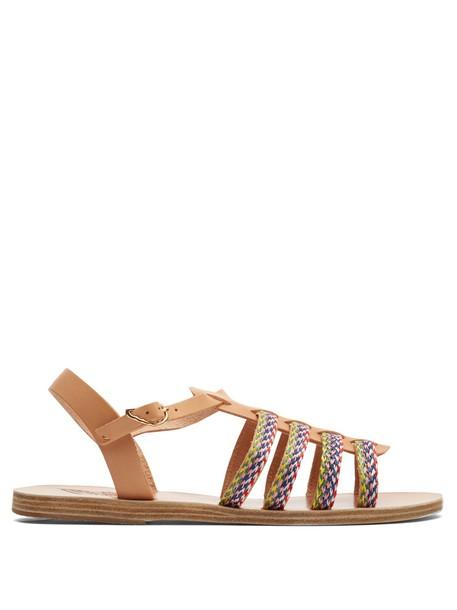 Ancient Greek Sandals sandals leather sandals leather shoes