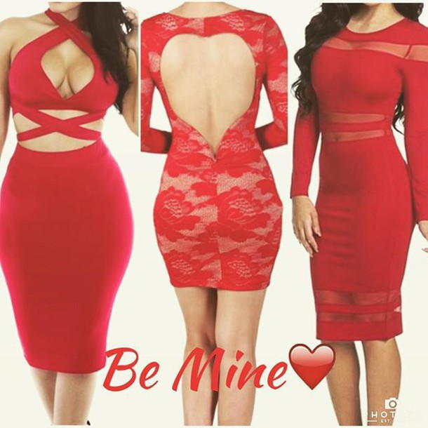 sexy valentine's day dresses – fashion dresses, Ideas