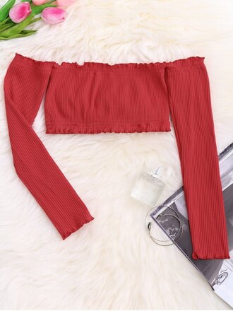top style trendy summer crop tops fashion long sleeves zaful