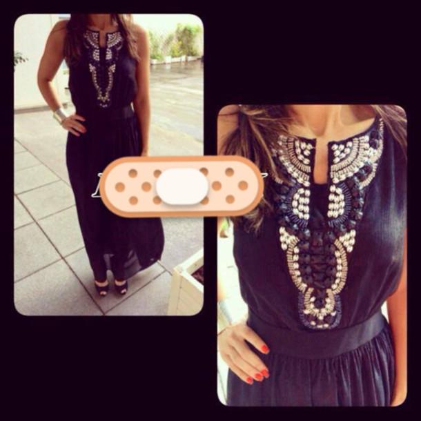 dress maxi dress black maxi dress