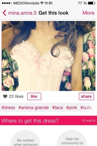 shirt ariana grande pink 2014 full length forever hill model heart ball sparkle sequin