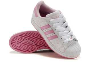 shoes adidas adidas shoes adidas superstars adidas originals pink cute pink shoes pink sneakers white white shoes white sneakers flowers summer summer shoes cool fashion pastel pink purple or pink and white sneakers spain