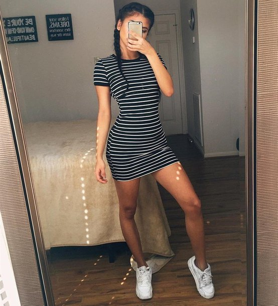 dress shirt shirt dress stripes striped dress