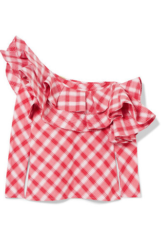 top cotton red