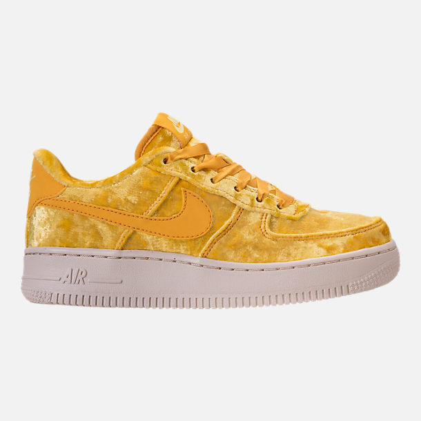 Nike Air Force 1. Velvet Yellow