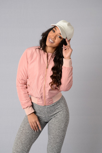 Notorious Jacket - Pink | Fashion Nova