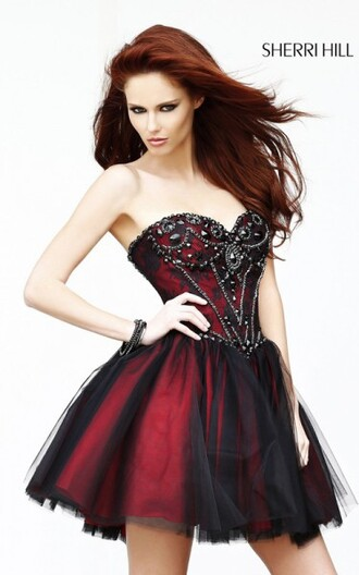 dress red sweater red short dresses homecoming dress short homecoming dress 2014 prom dresses homecoming dresses strapless black dress
