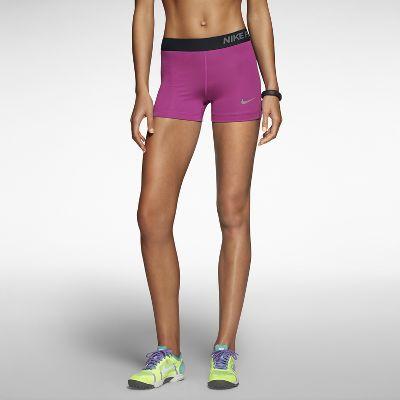 "Nike Store. Nike 3"" Pro Core Compression Women's Shorts"