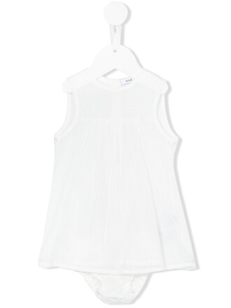 dress sleeveless dress sleeveless white cotton