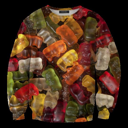 Gummy bears sweater