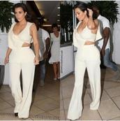 top,wool,blouse,crop tops,kim kardashian