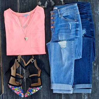 shoes earphones dress hair accessory jewels hat jeans buttons highwaisted blue hig