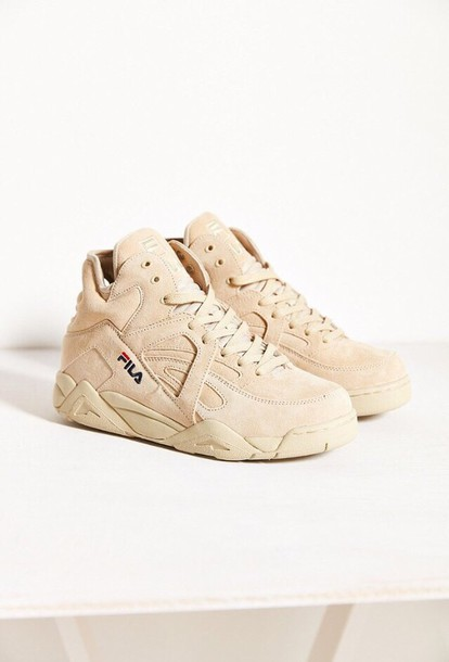 FILA UO Cage Basketball Sneaker - Urban Outfitters