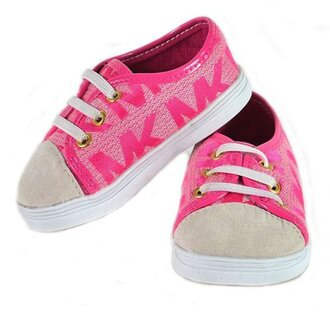 shoes michael kors shoes baby shoes pink shoes
