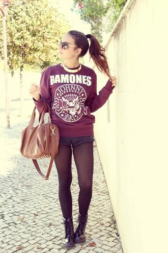 sweater ramones