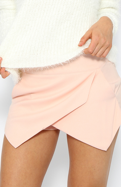 Songbird Skort - Peach | Back In Stock | Clothes | Peppermayo