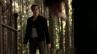 t-shirt pants jeans belt chris wood malachai parker kai parker the vampire diaries jacket