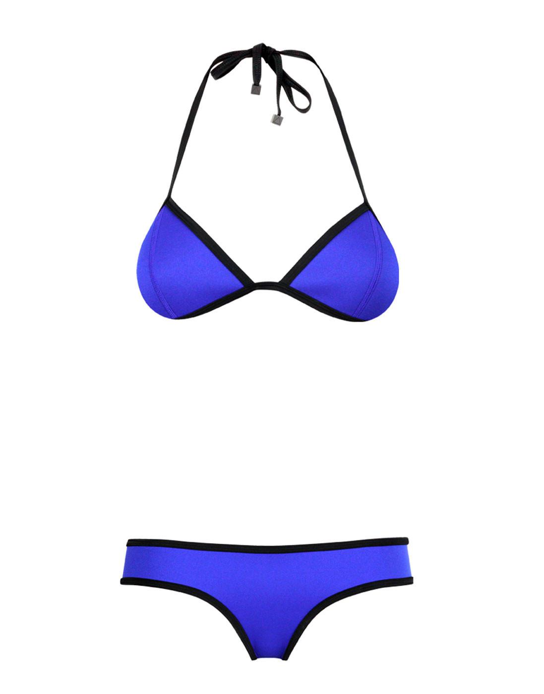 Malibu blue – triangl