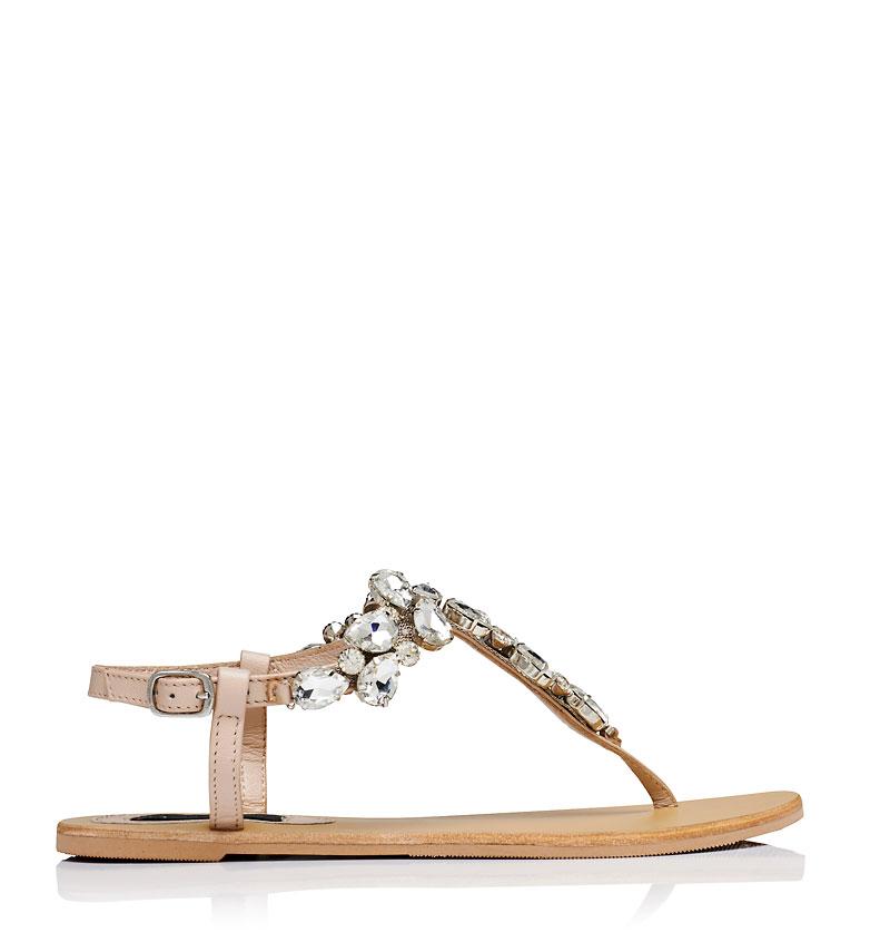 Venus Embellished Sandal - Forever New