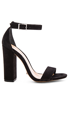 Schutz Enida Heel in Black from Revolve.com