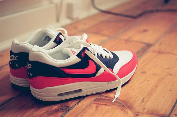 shoes air max white laces nike nike air black