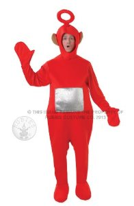 Teletubbies - Adult Fancy Dress Costume: Amazon.co.uk: Toys & Games