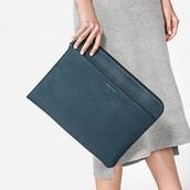 bag,computer case,torqoise,blue handbag,laptop bag,laptop,blue bag,handbag,charles and keith,leather bag